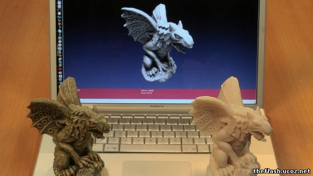 3D-принтер запустят в космос