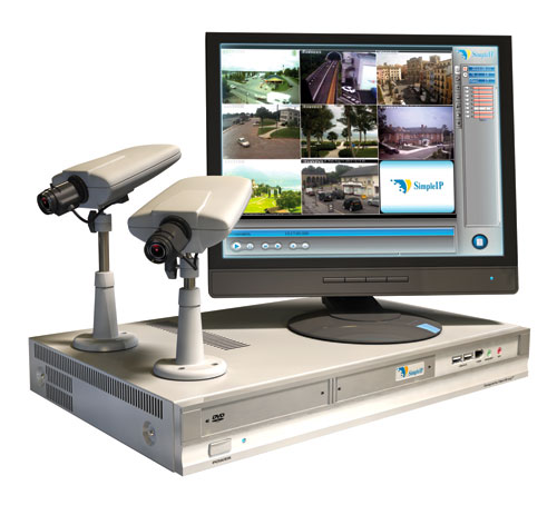NVR - (Net Video Registration)- IP (сетевые) видеорегистраторы