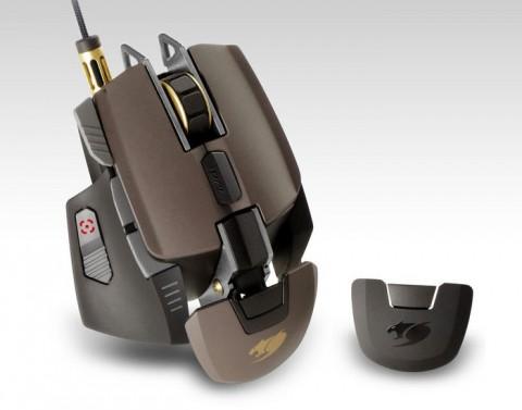 Cougar 700M - игровая мышь со встроенным процессором !