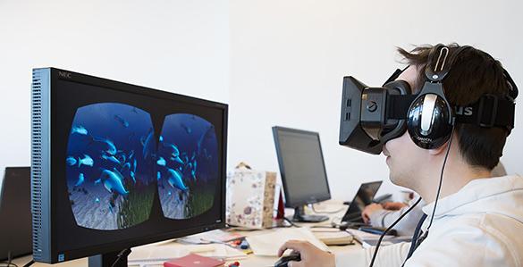 Очки для виртуальных игр