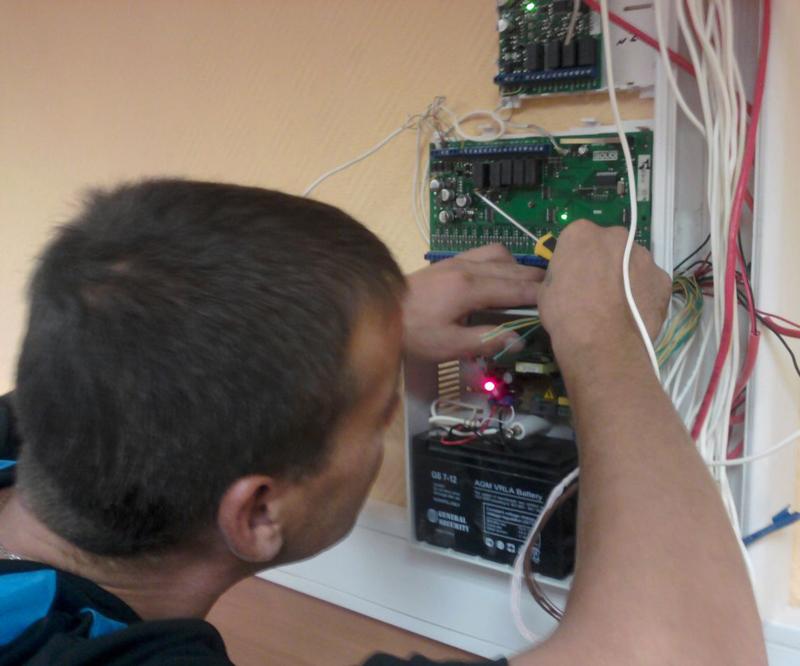 Инженер-проектировщик слаботочных систем