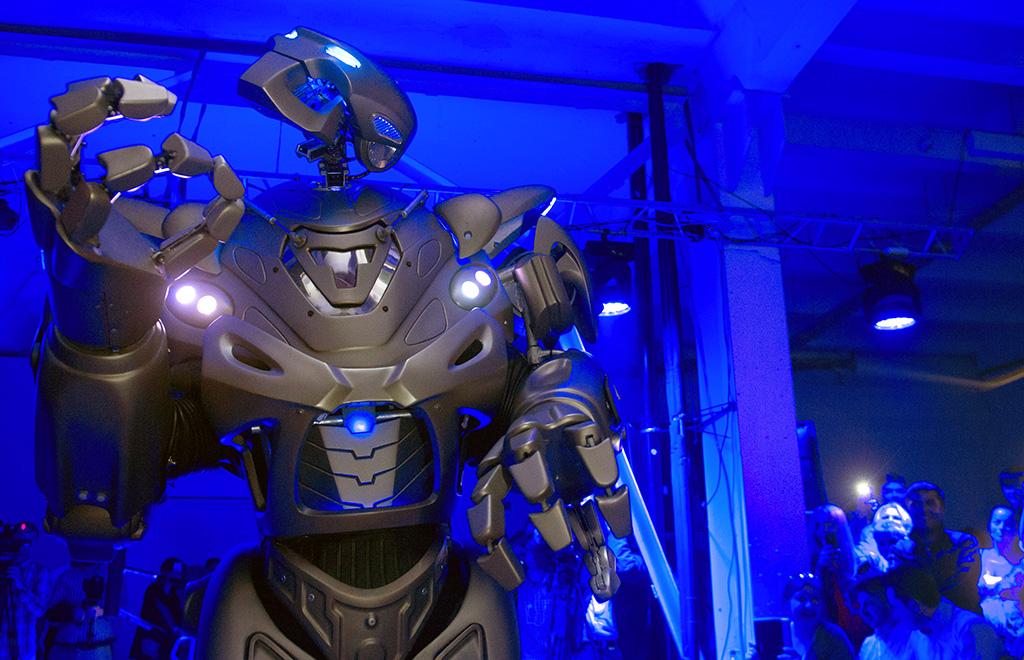 В Москве открылась выставка «Бал роботов»